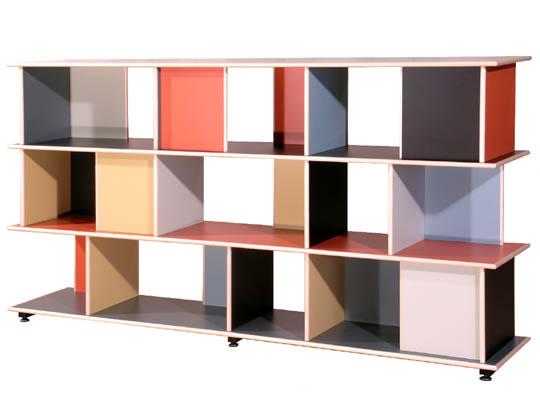 superform nina bunt 3 st ckig schreinerei superform. Black Bedroom Furniture Sets. Home Design Ideas